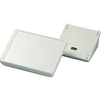 OKW Interface Terminal D4044167 Multifunction Electronic Enclosure, Off-White RAL 9002, 166 x 225 x 113 mm