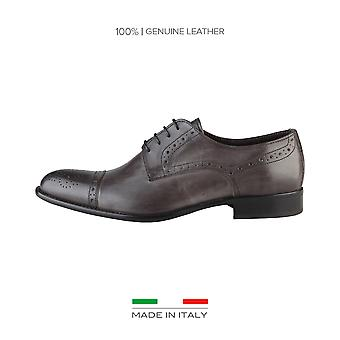 Made in Italia Lace up Grey men's