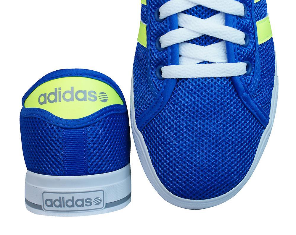 Adidas Neo Daily binden Herren Trainer Schuhe blau