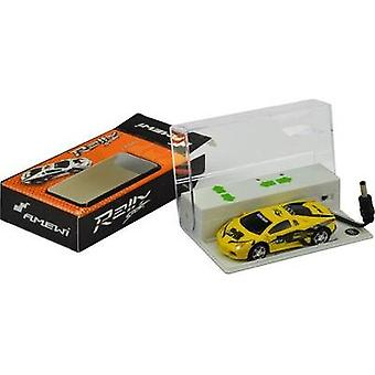 Amewi 21079 Mini RC Auto RC model car for beginners Electric Road version RWD