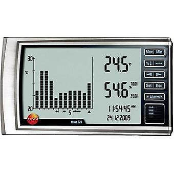 testo 623 Thermo-Hygrometer with Histogram