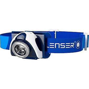 LED Headlamp Ledlenser SEO 7R rechargeable 220 lm