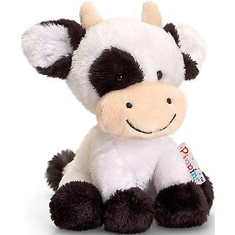 Keel Toys Pippins Cow - 14cm