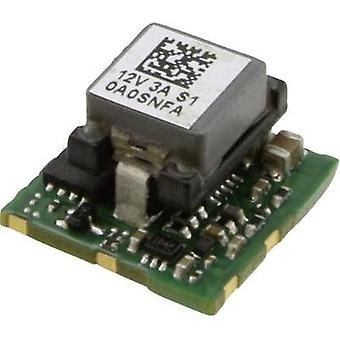 DC/DC converter (SMD) Delta Electronics 5.5 Vdc 3 A 17 W No. of outputs: 1 x