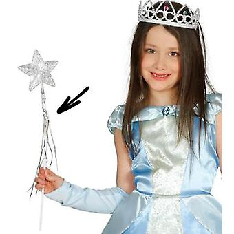 Guirca Fairy Wand Silver (Trajes)
