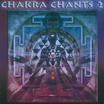 Jonathan Goldman - Jonathan Goldman: Vol. 2-Chakra Chants [CD] USA import