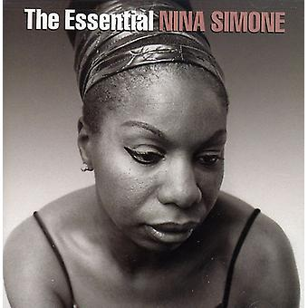 Nina Simone - Essential Nina Simone [CD] USA import