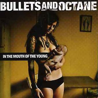 Bullets & Octane - In the Mouth of the Young [CD] USA import