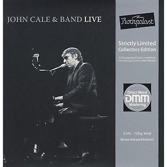 John Cale - en vivo en la importación de los E.e.u.u. Rockpalast [vinilo]