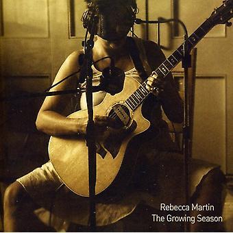 Rebecca Martin - Growing Season [CD] USA import