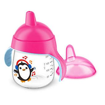 Avent Non-spill Magic Cup Rosa