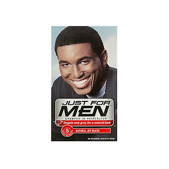 Just For Men 3 X Just For Men Shampoo per capelli Jet Black (H60)