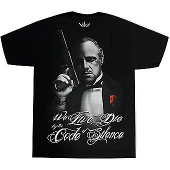 Mafioso Silencer T-Shirt Black