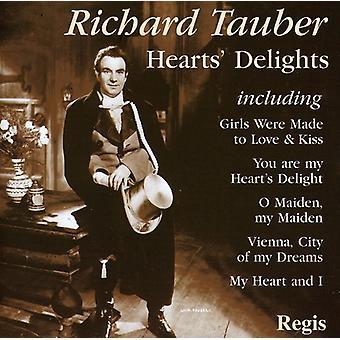 J. Richard Tauber - hjerter lækkerier [CD] USA import
