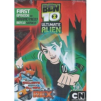 Ben 10 Ultimate Alien Episode 1 (DVD) (Hintahurrikaani)
