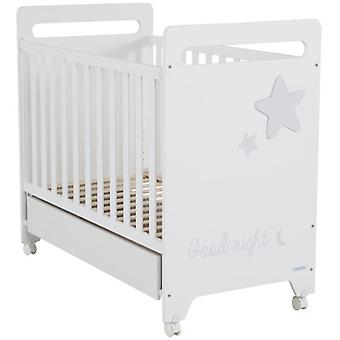 Micuna Istar Cradle 120x60 White / Grey