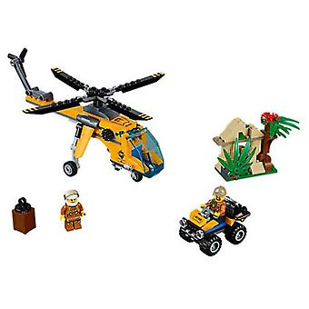 Lego 60158 City Jungla: Jungle Cargo Helicopter (Toys , Constructions , Vehicles)