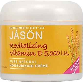 Jason Revitalizing Vitamine E 5.000 IE Pure Natural Moisturizing Crème