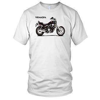 Honda V65 Magna Classic Bike Mens T Shirt