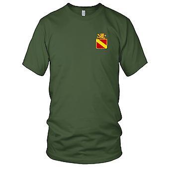 Pułk artylerii polowej - 35th armii USA haftowane Patch - Panie T Shirt