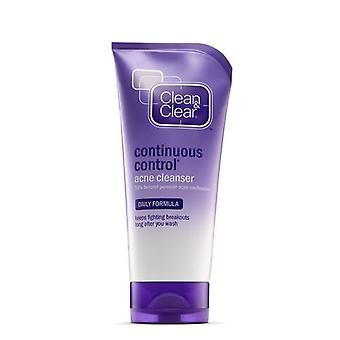 Clean & Clear Continuous Control Acne Cleanser Daily Formula