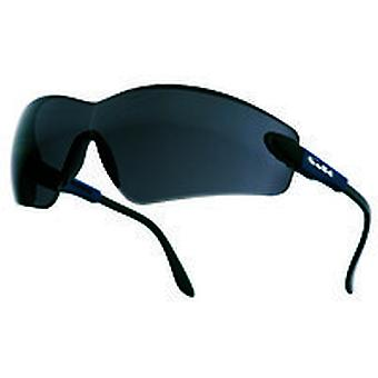 Bolle VIPCF Viper Glasses (Smoke) Anti-Scratch & Fog Lens