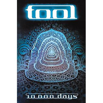 Tool 10000 Days Poster Poster Print