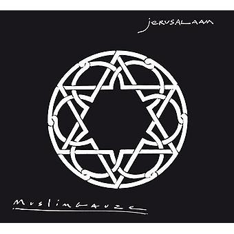 Muslimgauze - Jerusalaam [CD] USA importerer