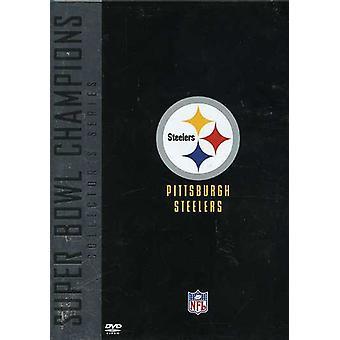 Pittsburgh Steelers [DVD] USA importerer