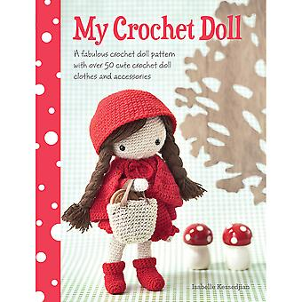 David & Charles Books-My Crochet Doll DC-04242