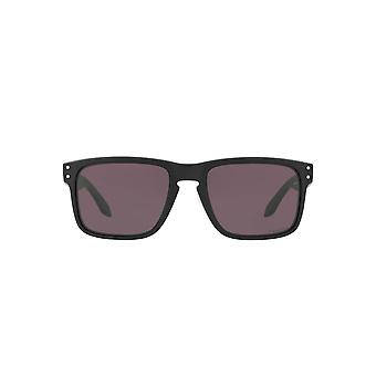 Oakley Holbrook Sunglasses In Matte Black Grey Prizm