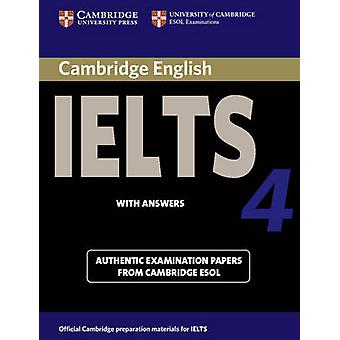 Cambridge IELTS 4 Students Book with Answers by Cambridge ESOL