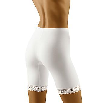 تحكم الضوء الأبيض رونا وولبار المرأة التخسيس تشكيل الخصر عالية الساق طويلة قصيرة