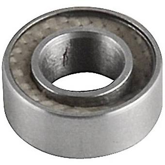 Reely Ball bearing Chrome steel Inside diameter: 5 mm Outside diameter: 8 mm Rotational speed (max.): 53000 rpm