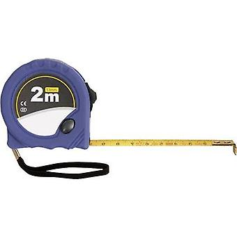 Tape measure 2 m Steel Bernstein 7-506