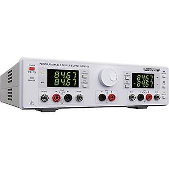Bench PSU (adjustable voltage) Rohde & Schwarz HM8143 0 - 30 Vdc 0 - 2 A 130 W USB , RS232 programmable No. of outputs 3