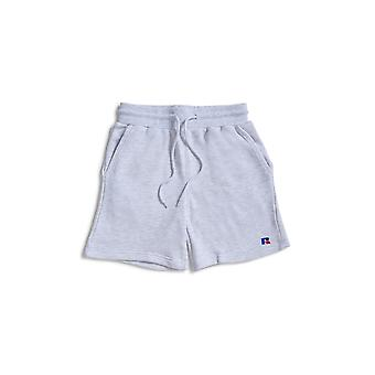 Russell Athletic explorateurs Shorts Marl argent