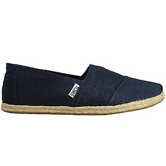 Toms calzado suela de Alpargata cuerda