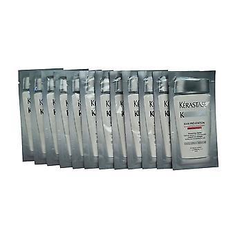 Kerastase Bain Prevention Shampoo Normal Hair Travel Sachets 0.34 OZ x 12