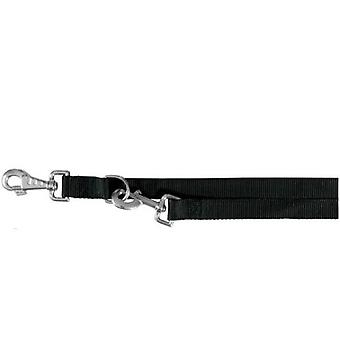 Trixie Clasic Branch 2.00M,15Mm, Negro (Dogs , Collars, Leads and Harnesses , Leads)