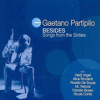 Gaetano Partipilo - foruden sange fra de 60's [CD] USA importerer
