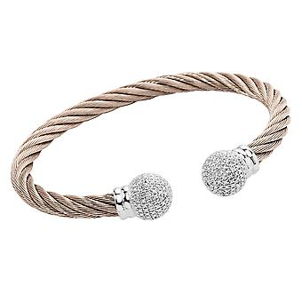 Burgmeister Bangle with Cubic Zirconia JBM3010-521