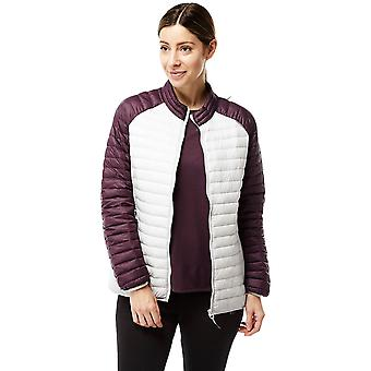 Craghoppers Womens/Ladies Venta Lite Water Resistant Insulated Jacket