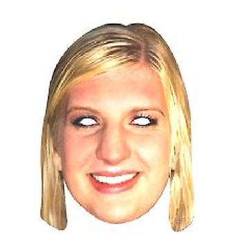 Rebecca Adlington ansiktsmask