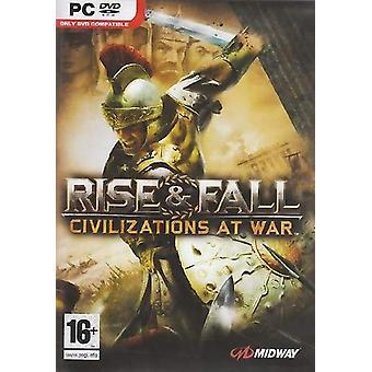 Upphov hösten civilisationen i krig (PC)