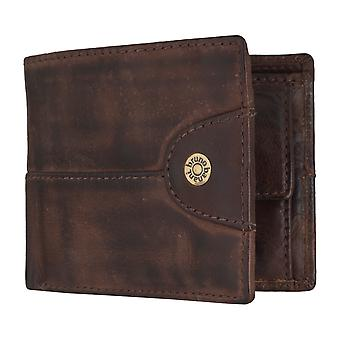 Bruno banani mens wallet plånbok Brown 6859