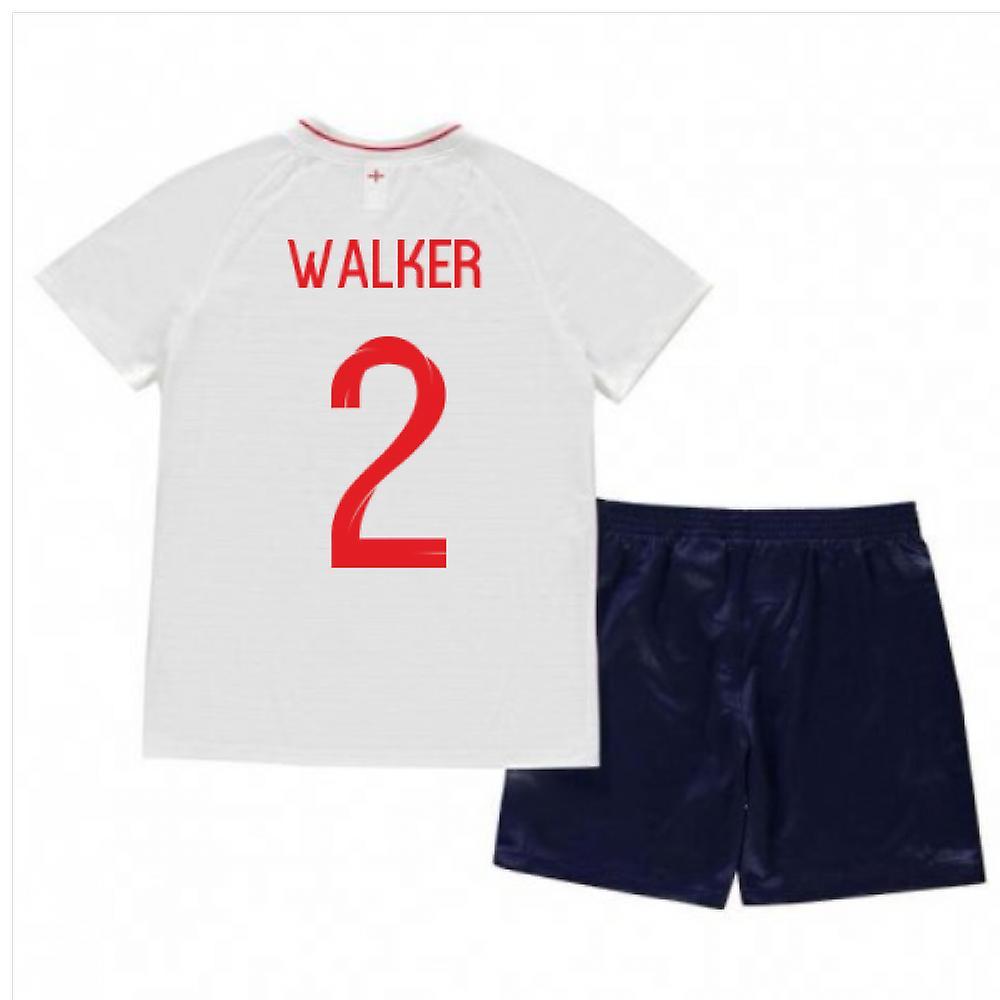 2018-2019 England Home Nike Baby Kit (Walker 2)