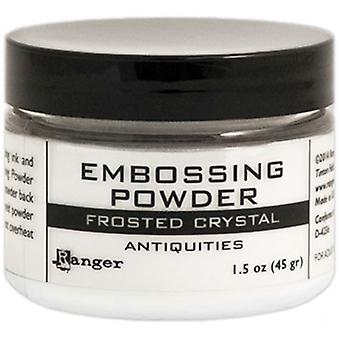 Embossing Pulver 1,5 oz-Frosted Crystal