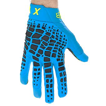 Fox Blue 2017 360 Grav - with Strecth Cordura Ripstop MX Gloves