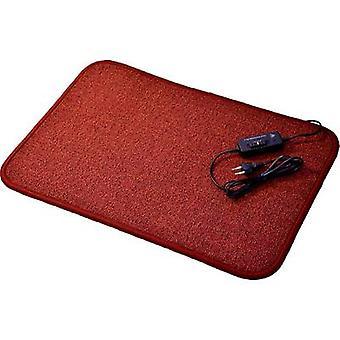 Arnold Rak 611310-B 611310-B heten mat (L x B) 50 cm x 70 cm Bordeaux